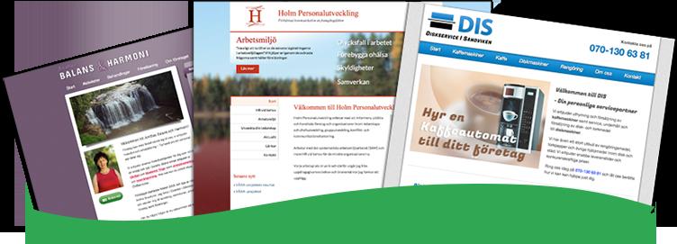 wordpress-sidor